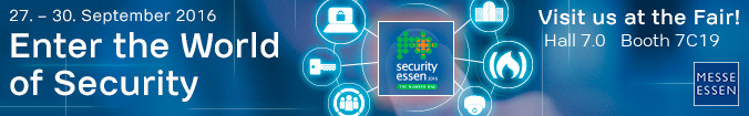Security Essen in Germany - 7C19